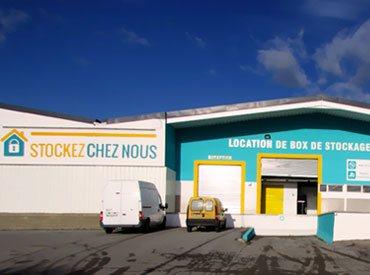 Notre garde meuble sur Nimes, le specialiste de la location de box de stockage sur la région nimoise 30